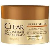 Clear Scalp & Hair Beauty Therapy Ultra Shea Intensive Scalp Nourishment Balm