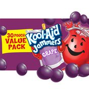 Kool-Aid Jammers Grape Artificially Flavored Soft Drink