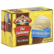 Land O Lakes Ice Cream, Old Fashioned, Vanilla