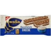 Wasa Sandwich Cheese Snack Bar
