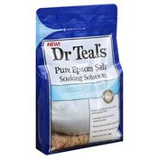 Dr. Teal's Detoxify & Energize with Ginger & Clay Pure Epsom Salt Soaking Solution