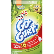 Yoplait Yogurt, Low Fat, SpongeBob SquarePants, Variety, Value Pack