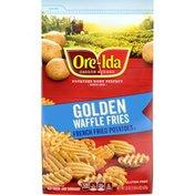 Ore-Ida Golden Waffle French Fries Fried Frozen Potatoes