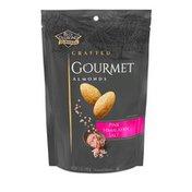 Blue Diamond Crafted Gourmet Almonds Pink Himalayan Salt