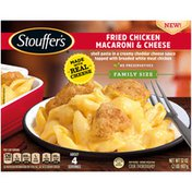 Stouffer's Family Size Fried Chicken Macaroni & Cheese Frozen Meal