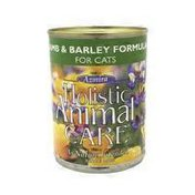 Azmira Holistic Animal Care Lamb & Barley Cat Food