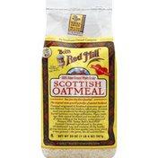 Bob's Red Mill Oatmeal, Scottish