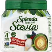 Splenda Naturals Stevia Sweetener Tabletop Jar | Spoonable Sugar-Free, No Calorie Stevia Blend