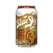 Blue Sky Organic Root Beer Soda