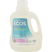 ECOS Laundry Detergent, Hypoallergenic, Lavender