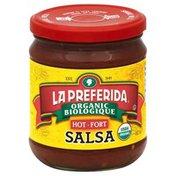 La Preferida Salsa, Hot
