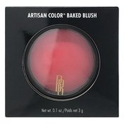 Black Radiance Artisan Color Baked Blush, 8314 Rich Peach