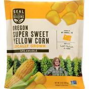 Seal The Seasons Yellow Corn, Super Sweet, Oregon, Steamable