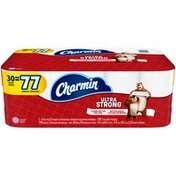 Charmin Giant Ultra Strong Toilet Paper 30 Rolls Charmin Giant Ultra Strong Toilet Paper 30 Rolls