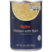 Hy-Vee Chicken With Stars Condensed Soup
