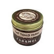 Fat Toad Farm Salted Bourbon Goat Caramel