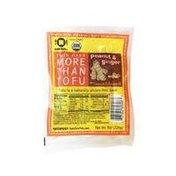 Sunergia Organic Peanut Ginger Tofu