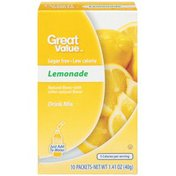 Great Value Lemonade Drink Mix