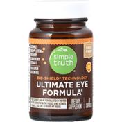 Simple Truth Ultimate Eye Formula, Capsules