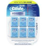 Oral-B Glide Floss, Clean Mint