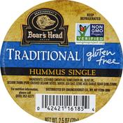 Boar's Head Hummus Single, Traditional