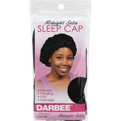 Darbee Sleep Cap, Midnight Satin