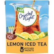 Crystal Light Lemon Iced Tea Naturally Flavored Powdered Drink Mix