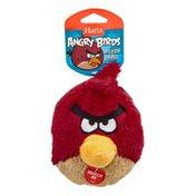 Hartz Angry Birds Plush Ball Dog Toy