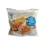Meijer Frozen All-Natural Boneless Skinless Chicken Breast Portions With Rib Meat
