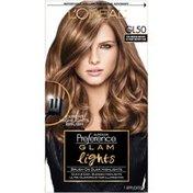 Superior Preference Glam Lights GL50 Medium Brown to Dark Brown Brush-On Glam Highlights
