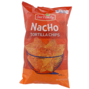 Our Family Nacho Tortilla Chips