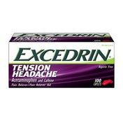 Excedrin Tension Headache Caplets No Aspirin, Tension Headache Caplets No Aspirin