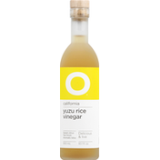 O Olive Oil & Vinegar Rice Vinegar, Yuzu, California