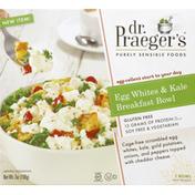 Dr. Praeger's Breakfast Bowl, Egg Whites & Kale
