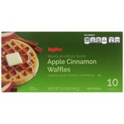 Hy-Vee Apple Cinnamon Waffles