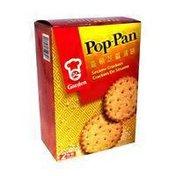 Garden Pop-Pan Sesame Crackers