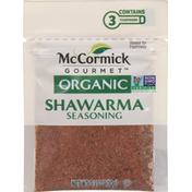 McCormick® Seasoning, Organic, Shawarma