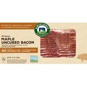 Niman Ranch Uncured Maple Bacon