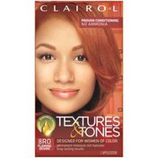 Clairol Professional Textures & Tones 8RO Flaming Desire 1 Hair Color Kit Professional Hair Products