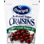 Ocean Spray Cranberries, Dried, Reduced Sugar