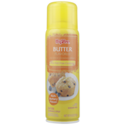 Hy-Vee Butter Flavored No Stick Cooking Spray