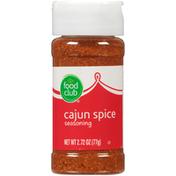 Food Club Cajun Spice Seasoning