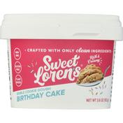 Sweet Loren's Edible Cookie Dough, Birthday Cake