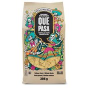 Que Pasa Day of the Dead Tortilla Chips