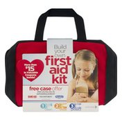 Johnson & Johnson Build Your Own First Aid Kit