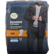 Signature Home Guards, Maximum Absorbency, with Odor Guard, Dri-Fit, Men