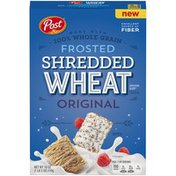 Post Frosted Original Shredded Wheat Post Frosted Original Shredded Wheat Cereal