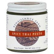 Renaissance Farm Pesto, Spicy Thai