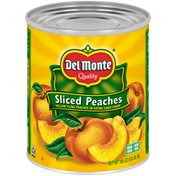 Del Monte Quality Lite Sliced Peaches