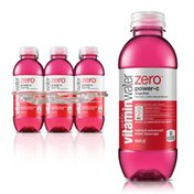 Glaceau Vitaminwater Sugar Power C, Electrolyte Enhanced Water W/ Vitamins, Dragonfruit Drinks